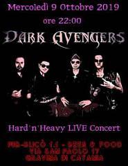 Dark avengers live @ pub-blico' 1.1