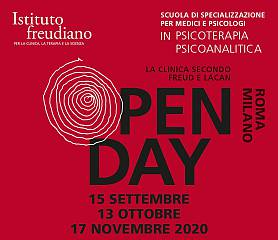 Open day istituto freudiano 2020
