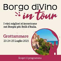 Borgo divino in tour � i vini migliori si incontrano nei borghi piu' belli d'italia