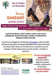 Vacanze danzanti autumn edition