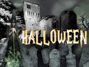 Halloween al castello