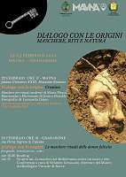 Dialogo con le origini / maschere, riti e natura
