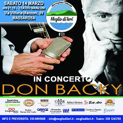Don backy in concerto a massarosa (lucca)