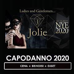 Capodanno 2020 jolie