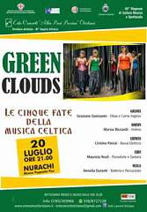 Green clouds � musica celtica