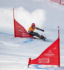 Fis snowboard world cup carezza
