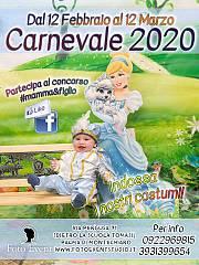 Carnevale 2020 fotografa i tuoi ricordi!