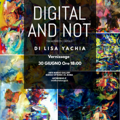 Digital and not