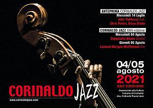 Corinaldo jazz 2021 � xxiii edizione