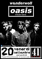 Oasis tribute