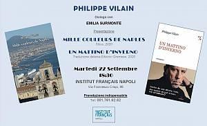 Philippe vilain: mille couleurs de naples