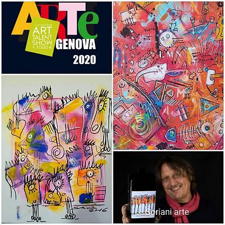 Soriani nicola ad arte genova 2020