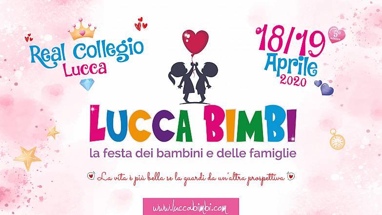Lucca bimbi 2020 - la festa dei bambini e delle famiglie