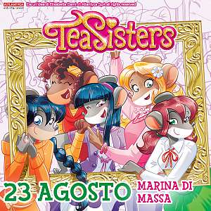 Le tea sisters a massa
