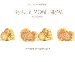 Trifula monferrina- truffle menu'