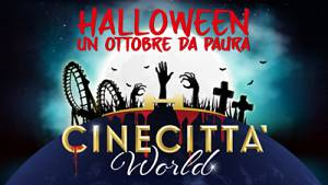 Halloween a cinecitta' world