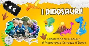 Laboratorio sui dinosauri!