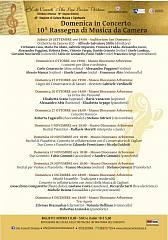 Recital per violino e pianoforte: franco mezzena e stefano giavazzi