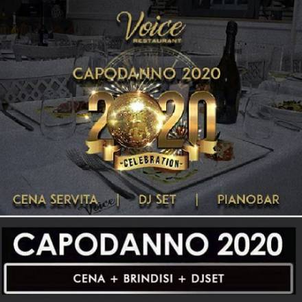 Capodanno 2020 voice