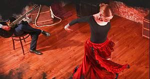 Impara l'autentico flamenco andaluso - renacer flamenco - inaugurazione anno accademico 20