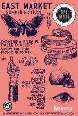 East market, domenica 23 giugno la nuova edizione del mercatino vintage milanese