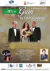 Gran concerto di capodanno v edizione teatro delle palme napoli