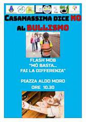 Flash mob mo' basta fai la differenza - casamassima dice no al bullismo