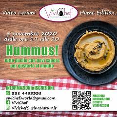 Hummus! tutto quello che devi sapere per gustarlo al meglio