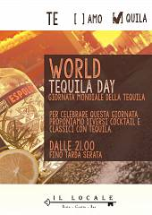 Tequila world day