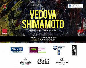 Vedova / shimamoto: informale da occidente ad oriente