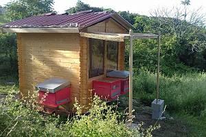Apiterapia a genga nel primo apiario integrato delle marche