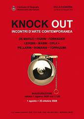Knock out - incontri d'arte contemporanea