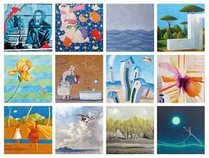 Calendario 2020: 12 artisti alla galleria mercurio arte contemporanea di viareggio