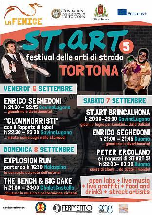 St.art 5 – festival delle arti di strada