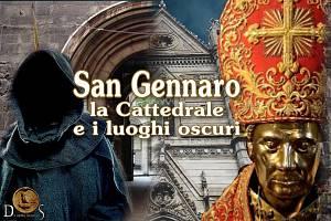 San gennaro, la cattedrale e i luoghi oscuri con sosta aperitivo. de rebus neapolis