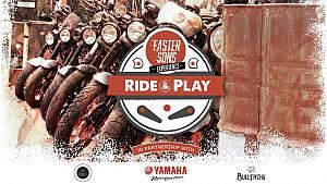 Faster sons experience � ride & play, da east market shop la festa vintage tra moto e