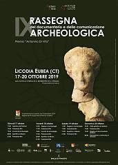 Dal 17 al 20/10 licodia eubea capitale internazionale del cinema archeologico con la ix ra