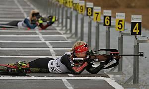 Ibu cup junior biathlon - val martello