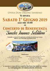 Vitaliano gallo conducting: philarmonic  society p. anfossi  1  june 2019