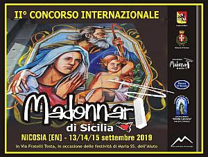 Ii  concorso internazionale dei madonnari di sicilia