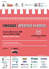 Finissage x biennale di soncino, a marco