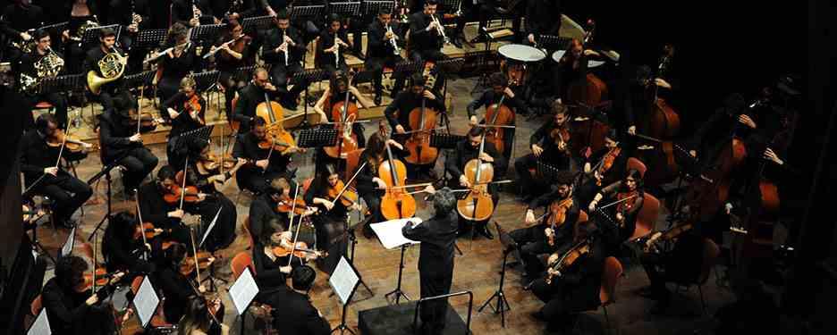 Al festival dei due mondi di spoleto il concerto della young talents orchestra ey   a sostegno dei ragazzi del serafico
