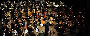 Al festival dei due mondi di spoleto il concerto della young talents orchestra ey   a sost