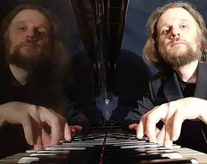 Concerto pianistico di giulio andreetta a lavarone il 10 agosto 2020