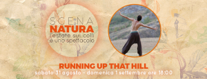 Running up that hill / danza site specific nel verde