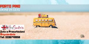 Tour delle spiagge con buysardinia | 3  tappa porto pino | dom 28 lug