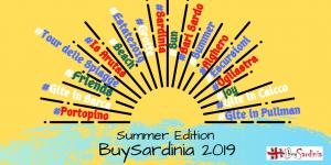 Summer edition 2019 con buysardinia