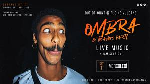 Ombra & tucano's party @ out of joint | fucine vulcano