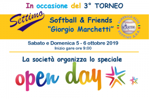 Torneo softball &friends  giorgio marchetti