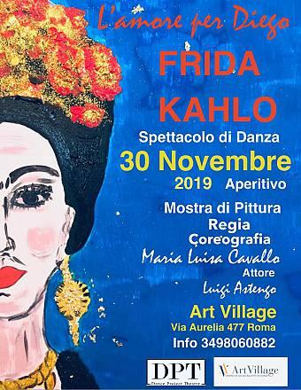 Frida kahlo - l'amore per diego